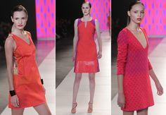 Desfile Lafort - Verão 2014 Paraná Business Collection #summer #fashionshow #pink