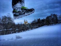 Wintertime in Bojnice #bojnicecastle #bojnice #muzeumbojnice #castle #museum #slovakia #slovensko #happy#running#castle#Bojnice#winter#nike#sport#nature#snow#themoment#foot#insta#healthy#lifestyle#motivation#training#hardwork