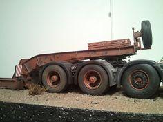 Scania Heavy Haulage combo 1/24 Scale Model