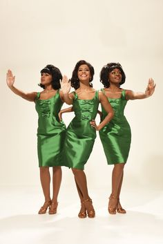 Motown the Musical - full of doo-wop feels Sister Costumes, Girl Costumes, Little Shop Of Horrors Costume, Hairspray Costume, Diana Ross Supremes, Music Pictures, Soul Sisters, Hip Hop Fashion, Black Boys