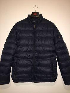 black moncler coat ebay