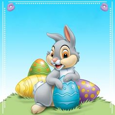 ♥ Disney Ostern ♥ - Eye Make up Images Disney, Disney Art, Images Wallpaper, Disney Wallpaper, Wallpapers, Bunny Crafts, Easter Crafts, Ostern Wallpaper, Happy Easter Wallpaper