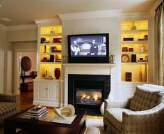 Traditional Crown Molding Design Ideas, Pictures, Remodel, and Decor