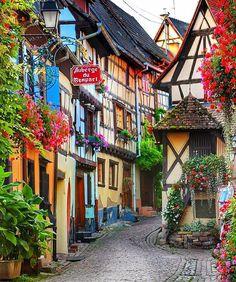Eguisheim ~ Alsace ~ France