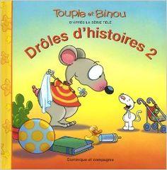 Drôles d'histoires 2: Amazon.com: Dominique Jolin, Carole Tremblay: Books