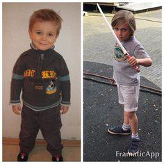 Onze knappe kerel  #Thomas #myboy #proudmom #tbt #fouryearsago #today #6yearsold #lievekleinedingen by kim_cabus