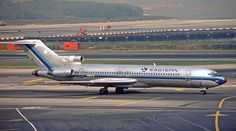 [Eastern Air Lines, Boeing] 17 Oct 1984 Boeing 727 200, Good Ol Times, Airplane Photography, Boeing Aircraft, Commercial Aircraft, Civil Aviation, Air Travel, Military Aircraft, Aerial View