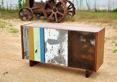 Iannone Design | Eco-friendly Modern Furniture : ReWreck Sideboard