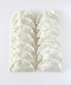 A dumpling baby shower   Erin Jang (The Indigo Bunting)