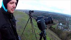 """On Location - Landschaftsfotografie #Saarlouis Halde Duhamel  #Saarland Sonnenuntergang fotografieren, ... kein Problem in einem leicht """"coolen"""" aber vor allem bescheuertenVideo gibt es nuetzliche Tipps dazu. #Saarlouis #Saarland http://saar.city/?p=20562"""
