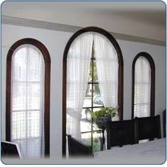 Flexible Curtain Rod For Arched Windows Kirsch 174 Arch Rod