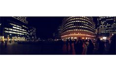 Welcome to Canary Wharf by giorgia_damico