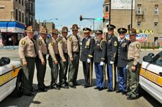 State Troopers Become SCA Saviours