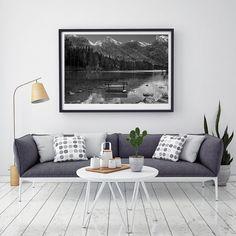 Hintersee Fotografie Download Landschaftbild von FotokunstVonAlex