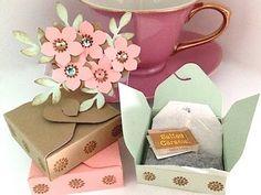 Simply Simple Tea Trio Mini Box Set by Connie Stewart