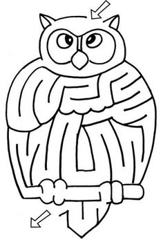 Printable worksheets for kids Mazes 19 School Worksheets, Worksheets For Kids, Printable Worksheets, Free Printable, Mazes For Kids, Printable Activities For Kids, Art For Kids, Maze Worksheet, Maze Puzzles