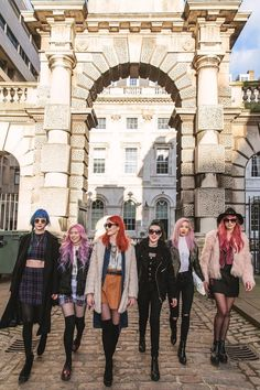 Girl Gang (Hannah Louise Fashion)