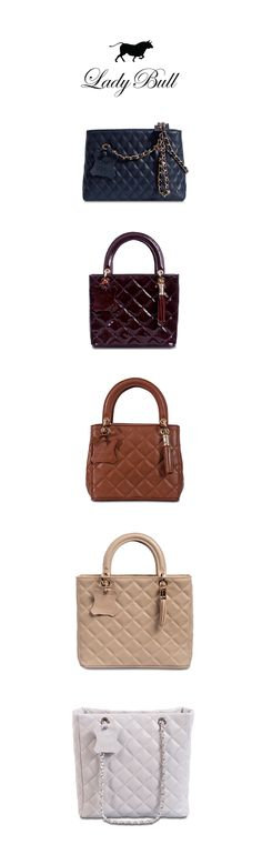 LadyBull Handbag Collection. Handcrafted Designer Handbags Made in Spain. U.S. Launch.