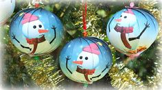 Turn a Photo into a Christmas Ornament – Indie Crafts