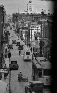 Calle Zaragoza.
