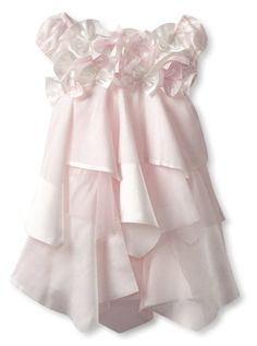 Steal the show with this very elegant dress from Biscotti. $102.  Get them now at http://ilovebabyclothes.com/?page_id=344