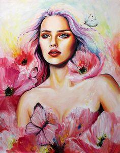 Nous vous proposons aujourd'hui de découvrir des peintures à l'huile absolument superbes et très colorées. Ce sont les oeuvres de Huan Le, une jeune artiste basée à San Francisco. Les femmes qu'elle peint sont toutes issues de rêves qu'elle a fait par le passé. Pour en voir davantage, visitez son portfolio, son DeviantArt ou encore […]