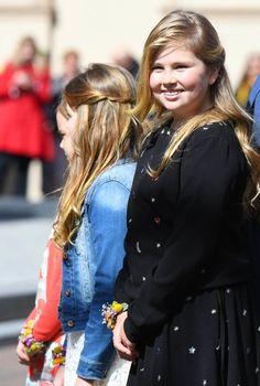 Kroonprinses Amalia Koningsdag Zwolle 2016
