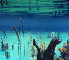 Silence / GAMZE OLGUN 2 In, Oil On Canvas, Saatchi Art, Original Paintings, Artist, Painted Canvas, Artists