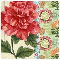 Bloom Square-21 by Jennifer Brinley   Ruth Levison Design
