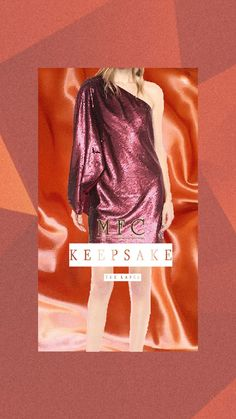 Keepsake The Label Women's No Signs One Shoulder Sequin Mini Dress Sequin Mini Dress, Sequin Top, Keepsake The Label, S Star, Beautiful Dresses, Dress Outfits, Strapless Dress, One Shoulder, Women Wear