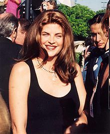 "Look who's back on TV! Kirstie Alley is in TV Land's ""Kirstie"": The former ""Fat Actress"" is Maddie, a Broadway star who finds herself sharing her Great White Way with the son she gave up for adoption. Also starring ""her old friend Carla Tortelli"" and ""her Thursday night comedy buddy Kramer."" TV Land, where old faces make new memories!"