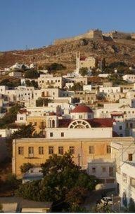 Leros, Greece My Land, Greek Islands, Where To Go, Santorini, Seattle Skyline, My Dream, Travel Inspiration, Amazing, Mystic
