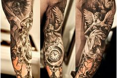 General , Sleeve Tattoo Patterns For Men : Sleeve Tattoo Patterns For Men