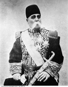 Soltan Abdol Majid Mirza Eyn-al-Dowleh Qajar Dynasty, Y Image, Court Dresses, Iranian Art, Historical Photos, Portrait Photography, Africa, Photo And Video, History