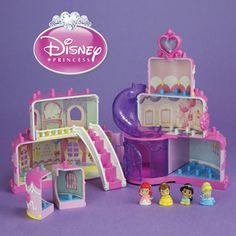 Squinkies® Disney Princess Cake Dispenser (w)