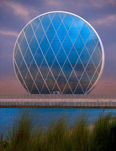 Al Dar Headquarters, Dubai