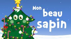 O Christmas Tree in French (Mon beau sapin) - Christmas song for kids wi. French Christmas Songs, Christmas Songs For Kids, Xmas Songs, French Songs, Christmas Concert, Noel Christmas, Christmas Music, Christmas Activities, Winter Christmas