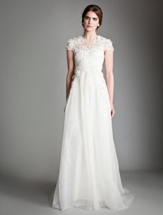 Temperley Titania 2013 Bridal Collection, 'Japonic' Gown