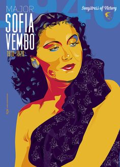 Sofia Vembo was a Greek WW II's Singer of VictoryShe began her career in Thessaloniki in the early She became famous because of her distinctly sonorous contralto voice.Her reputation however skyrocketed after the Italian attack on Greece on 28 Oc…