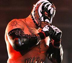with a Gene Simmons mask Rey Mysterio 619, Wwe Fighting, Wwe Lucha, Wwe Entertainment, Wwe 2, Mexican Wrestler, Wrestling Stars, Jeff Hardy, John Cena