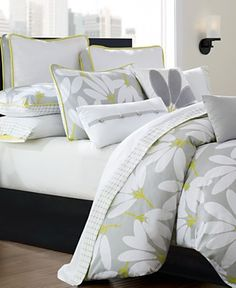 Echo Bedding - Fan Floral, Macy's