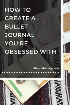 fall in love with your bullet journal and tips on how to start one.