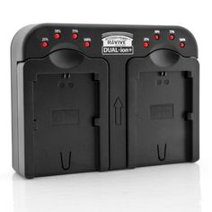 DUAL-ion+ ReVIVE Series LP-E6 Camera Battery Charger For Canon EOS 60D / 7D / 5D Mark II / 5D Mark III Digital SLR Cameras