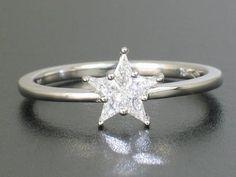 star wedding rings