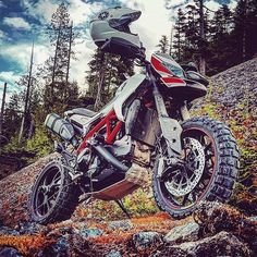 Just WOW! :) regram @motocorsa #DontMoveToOregon Theres nothing to do here. #ducati #hypermotard #smcbikes http://ift.tt/1N6glwJ