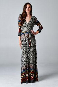 Isabella Dress in Ebony on Emma Stine Limited