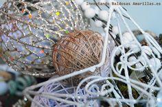 Adornos para el árbol de Navidad | baldosas amarillas: blog de decoración low cost