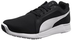 Puma ST Trainer Evo, Unisex-Erwachsene Sneakers, Schwarz (black-white 01), 41 EU (7.5 Erwachsene UK) - http://on-line-kaufen.de/puma/41-eu-puma-unisex-erwachsene-st-trainer-evo-13