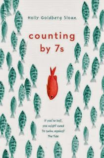 East Rockaway Public Library: Read This! Tweens (Grades 5-8) Counting by 7s by Holly Goldberg Sloan