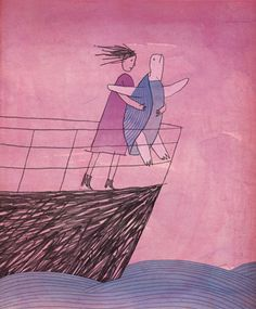 Always love the illustrations for NYT Modern Love column... Modern Love - Brian Rea